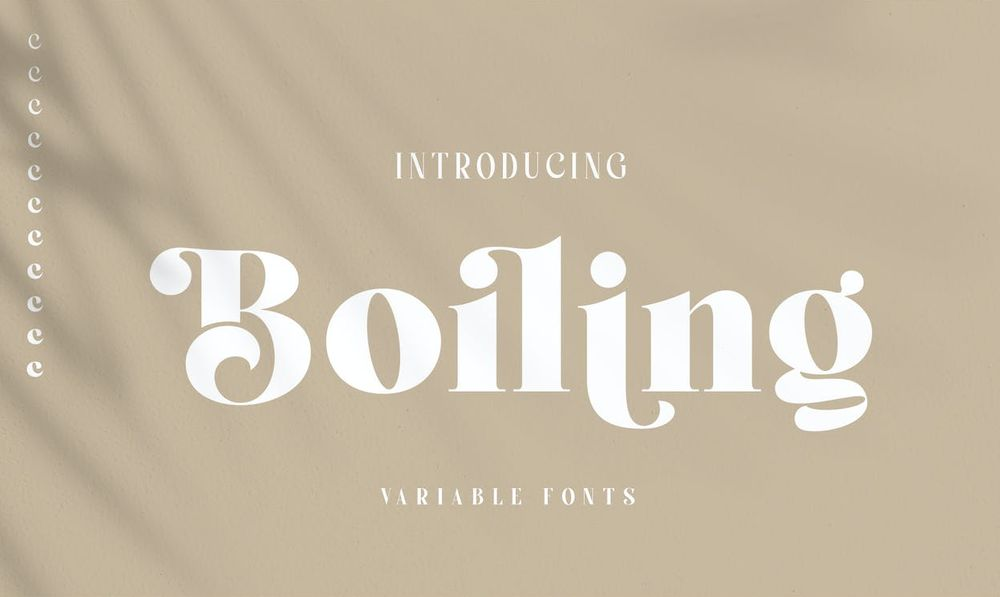 boling-font-family