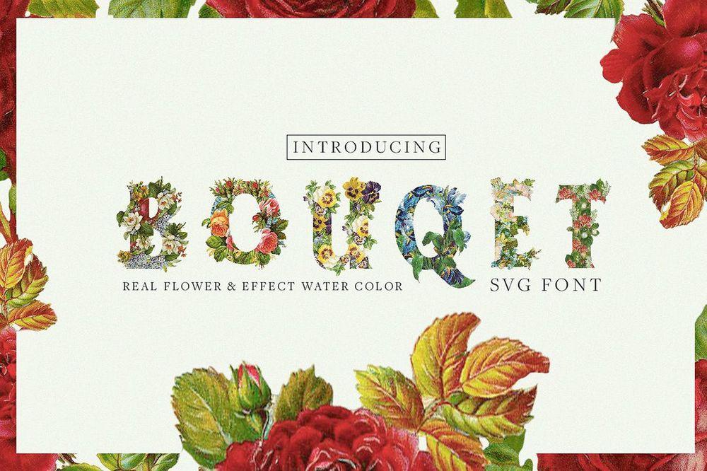 bouqet-flower-watercolor