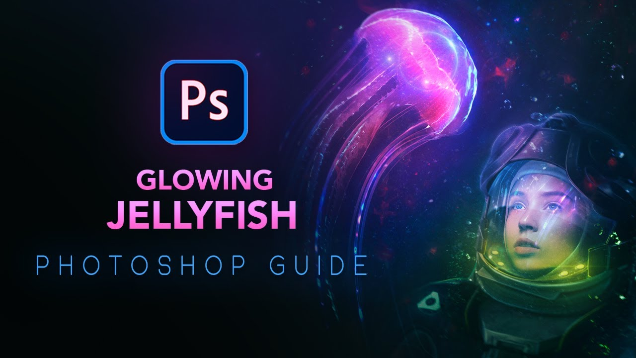 create-a-glowing-jellyfish-photoshop-tutorial