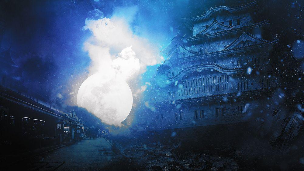 create-dark-snowy-ancient-japanese-castle0scene-in-photoshop