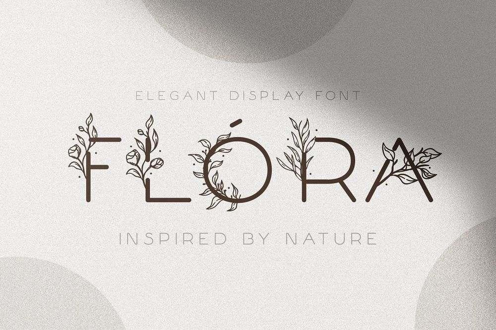 flora-a-delicate-floral-font2