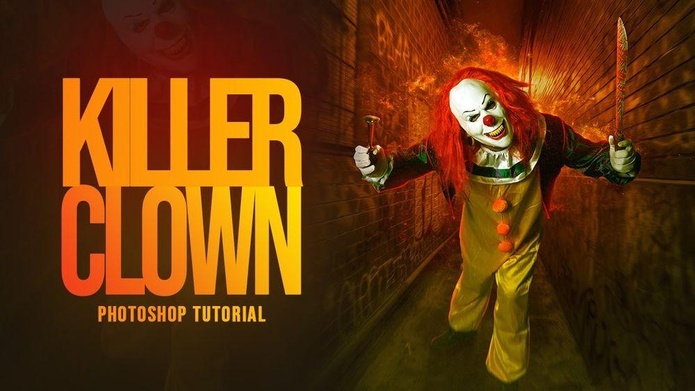 killer-clown-photoshop-manipulation-tutorial