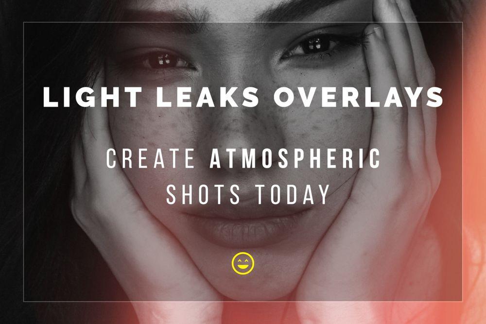 light-leaks-overlays