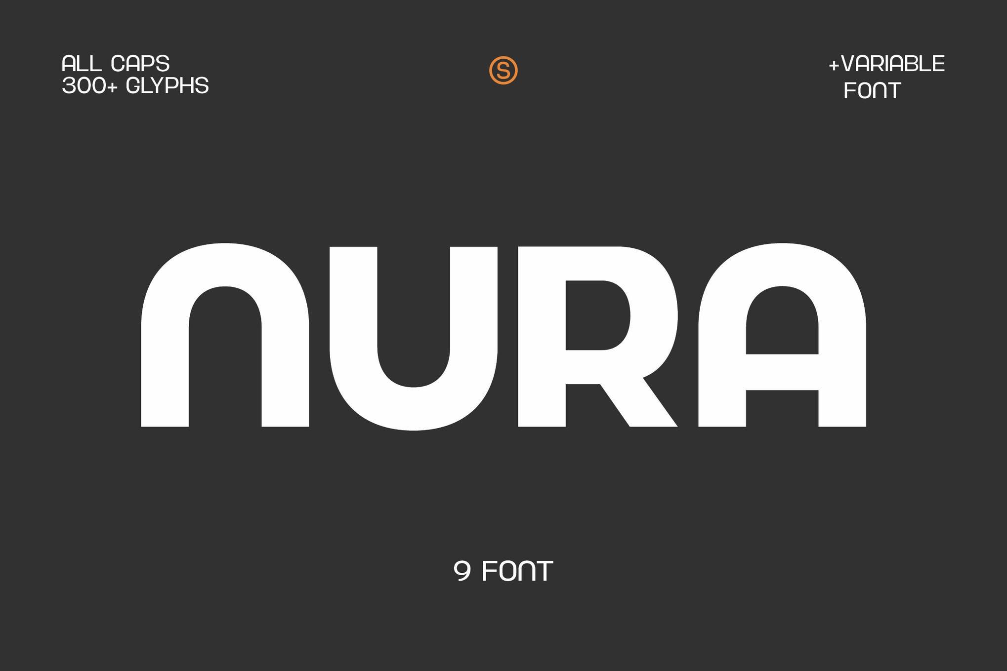 nura-variable-font