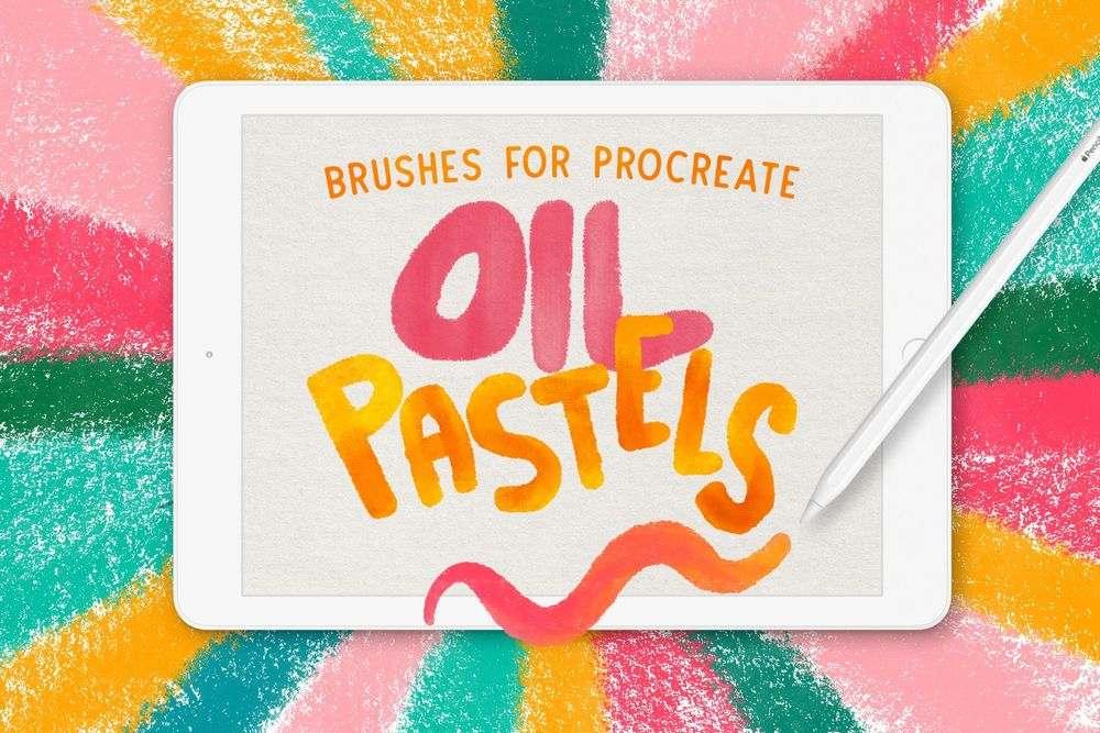 oil-pastel-brush-set-for-procreate