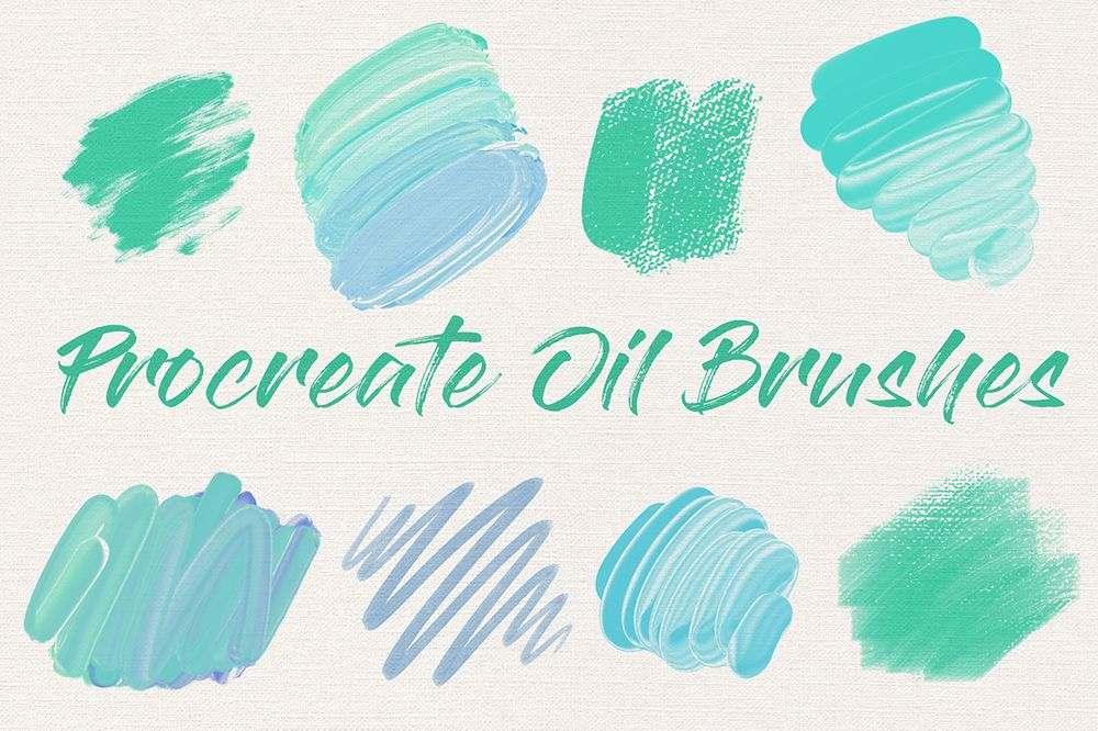 procreate-oil-paint-brush-set