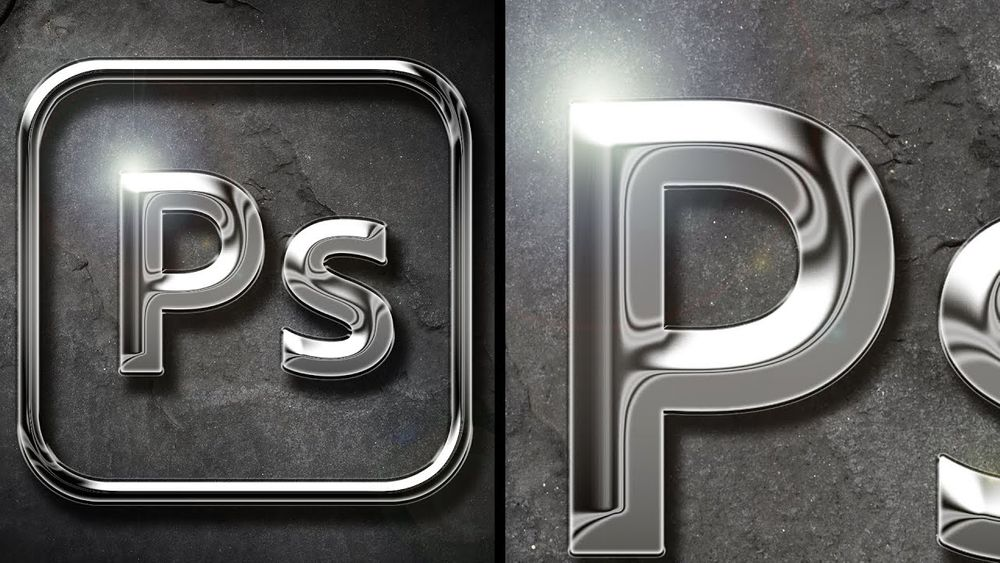 turn-your-logo-into-3d-chrome-in-photoshop